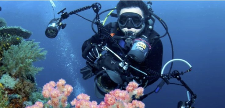 Unconventional Underwater Photography Tips.