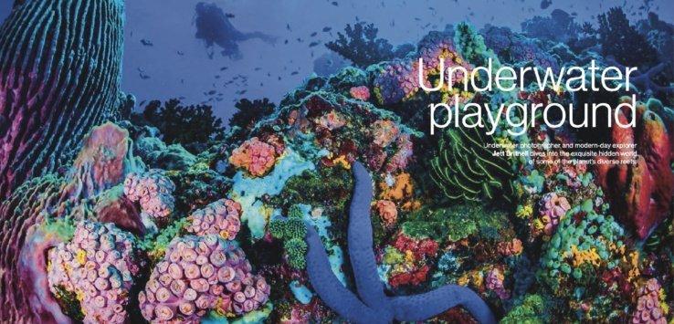 Underwater Playground 1