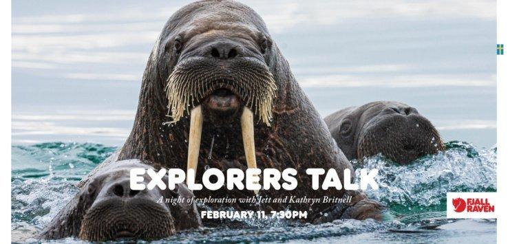 Fjallraven Explorers Talk